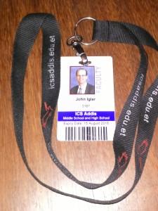 Badges? We don't need no steenkin' badges!
