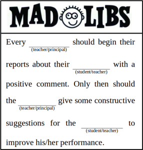 Note: MadLibs ©2014 Penguin Group